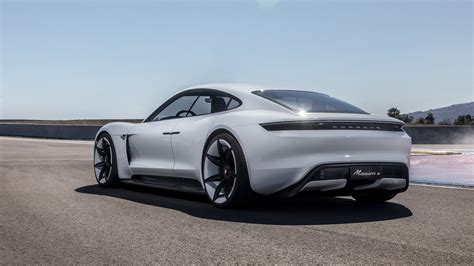 2020 Porsche Taycan by Wallpaper Porsche Taycan Electric Car Supercar 2020