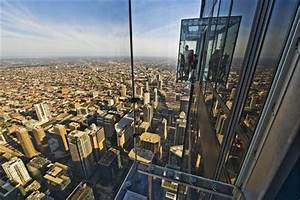 The Ledge at Skydeck Chicago | HiConsumption