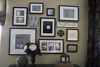 picture frame collage ideas Project Home: Frame Wall