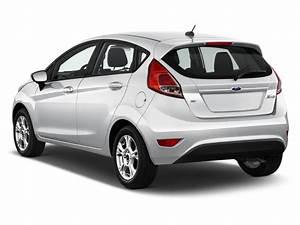 Image  2017 Ford Fiesta Se Hatch Angular Rear Exterior