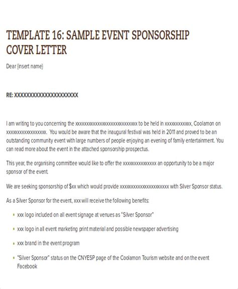 sample catering proposal letters