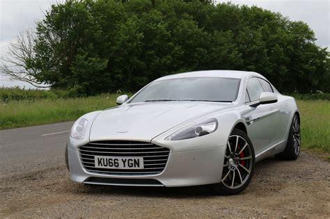 Aston Martin Rapide S Modification by Aston Martin Rapide Coupe Review Parkers