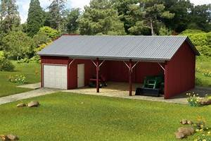 pole barns custom building package kits pole barns With custom barn kit