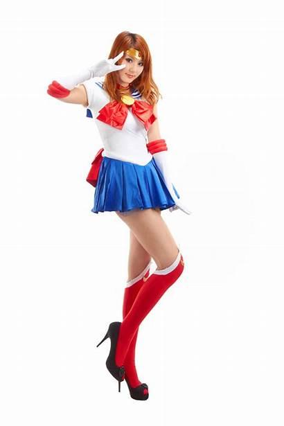 Sailor Moon Cosplay Usagi Tsukino Costume Cosercosplay