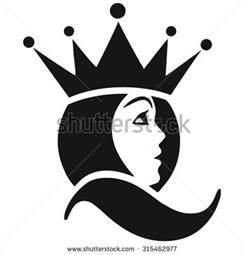 Vector Queen Crown Clip Art