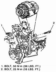 Ford Alternator 3 Wire Voltmeter Diagram