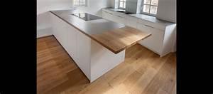Küche Eiche Massiv : mtb k che eiche massiv lack weiss edelstahlmassivplatten ~ Markanthonyermac.com Haus und Dekorationen