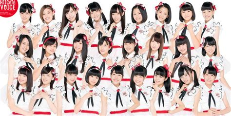 akb daily ngt  cover girls  niigata voice