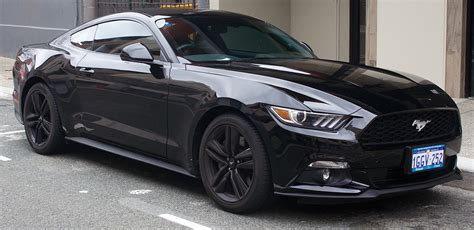 Generation 6 Mustang by Ford Mustang Sixth Generation