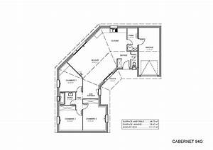 gallery of hot plan maison plein pied modles et plans de With plan de maison 120m2 2 gallery of hot plan maison plein pied modles et plans de