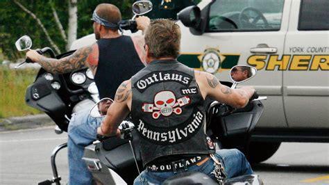 Feds Peel Back Chrome On Motorcycle Gangs