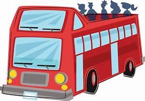 Tour Bus Clipart