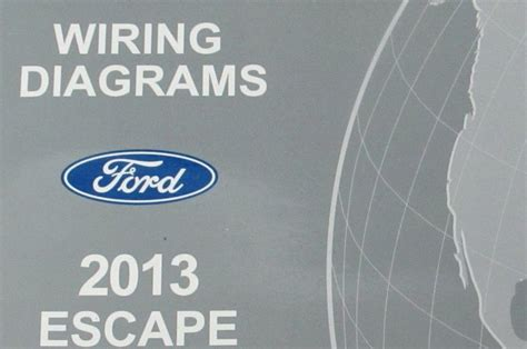 Ford Escape Electrical Wiring Diagrams Diagram