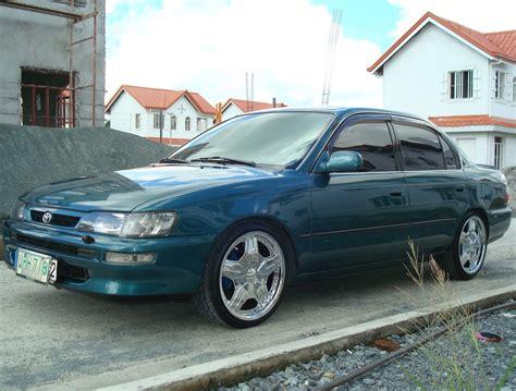 Vhin718 1997 Toyota Corolla Specs, Photos, Modification