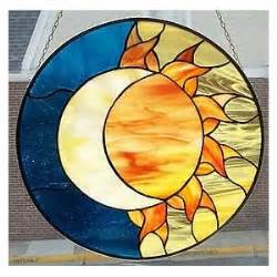 25 best ideas about stained glass patterns on pinterest With best brand of paint for kitchen cabinets with sun moon wall art
