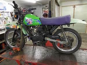 1993 Kawasaki Ke100 Wiring Harness