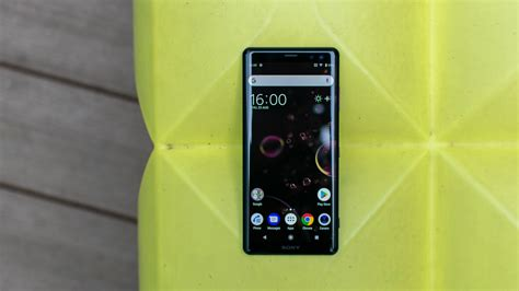 sony xperia xz3 review get sony s oled flagship for zero upfront cost expert reviews
