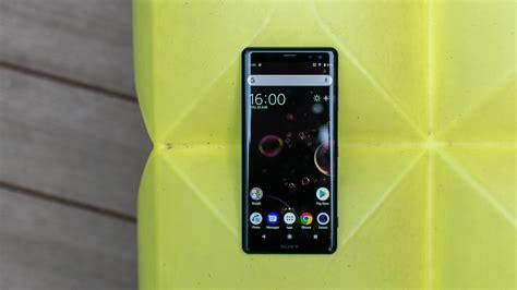 sony xperia xz3 review sony s oled smartphone