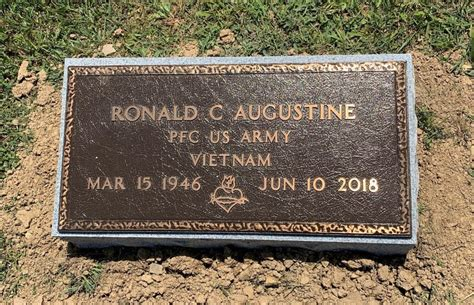 veterans headstones  markers mckinney brown funeral