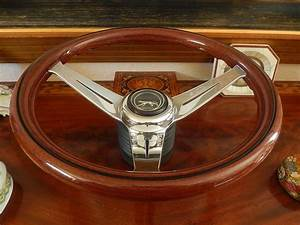Ford Mercury Cougar Steering Wheel Sold