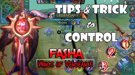 How To Use Pharsa ( Tips & Trick)