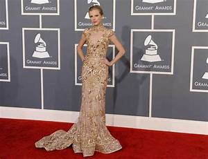 Music Fashion Winners At The 54th Grammy Awards