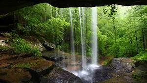 Desktop Backgrounds Waterfalls Nature In India