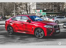 BMW X6 M F86 9 April 2016 Autogespot