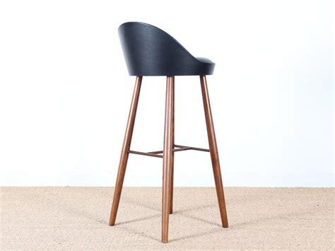 chaise de bar vintage scandinavian bar stool galerie møbler