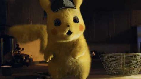 detective pikachu  action     danny