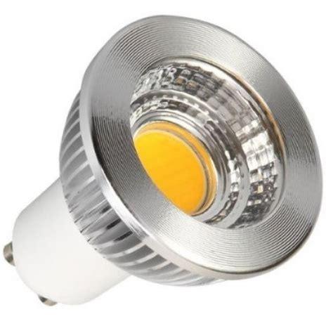 6 x gu10 led 5w light bulb warm white 3200k 50w equivalent