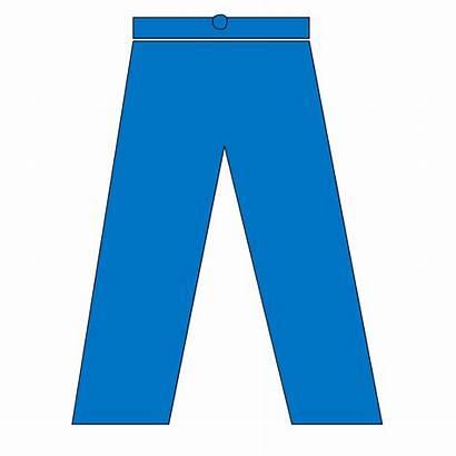 Svg Pants Clipart Sweatpant Wikimedia Commons Transparent