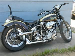 Harley-Davidson 47 Knucklehead
