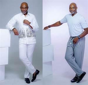 RMD dapper in outfits by top Nigerian designer, Mudi ...