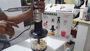 Mixer - Mondial Power 500w Premium