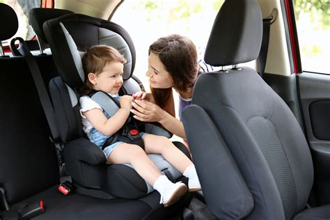 Booster Seats And The New Law