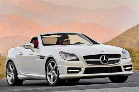 mercedes convertible used 2015 mercedes benz slk class convertible pricing