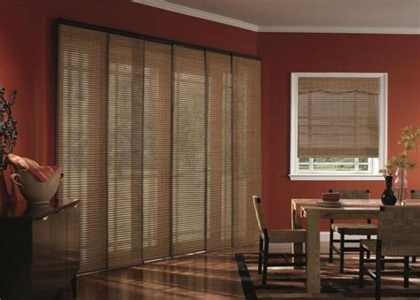 used blinds for how to dress your patio door windows express doors direct
