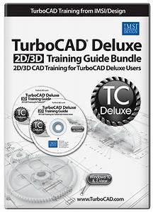 Turbocad 15 Deluxe Traning Bundle