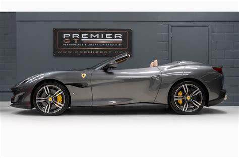 If we talk about ferrari portofino engine specs then the petrol engine displacement is 3855 cc. £217995 2019 FERRARI PORTOFINO V8 For Sale on Prestige Motor Warehouse