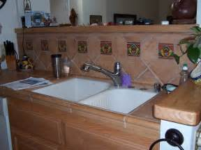 mexican tiles for kitchen backsplash mexican tile kitchen backsplash home design and decor reviews