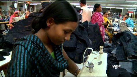 wbf arbeitsbedingungen  asiens textilindustrie