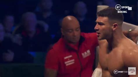 Tommy fury ko opponent 1st round ( Frank warren) bt sport ...