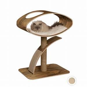 Arbre À Chat Pour Gros Chat : arbre chat vesper lounge arbre chat wanimo ~ Nature-et-papiers.com Idées de Décoration