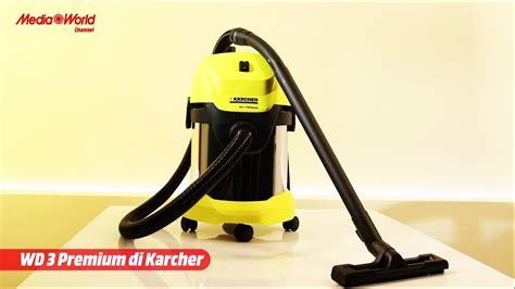 karcher wd3 premium karcher wd3 premium l aspiratore multifunzione