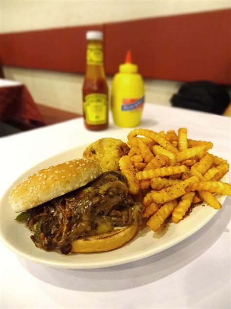 cuisine grill hearty taste of america bj s diner and grill