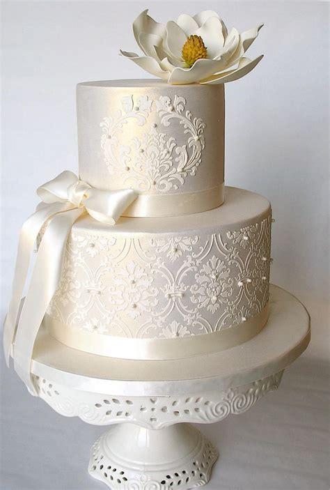 Simple Elegant Wedding Cakes Wedding And Bridal Inspiration