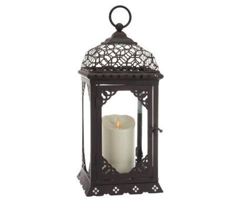 bethlehem lights 14 5 quot middleton lantern with luminara