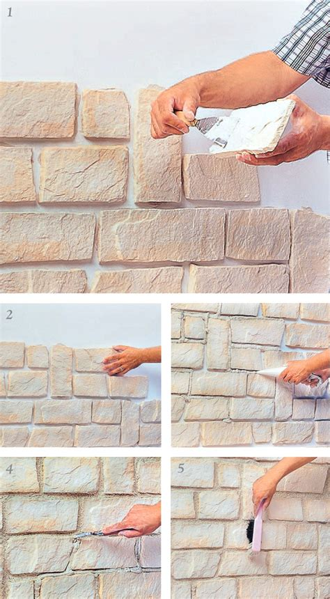 Pietre Murali Per Interni Pietre Faccia Vista Per Interni Con Rivestimenti Murali In