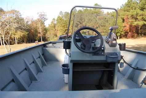 Aluminum Jon Boat Console by Best Aluminum Boats For The Everglades The Hull